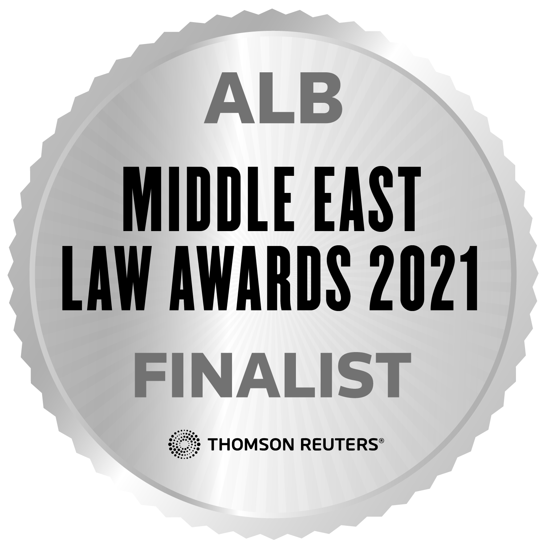 ALB Middle East Law Awards Litigation